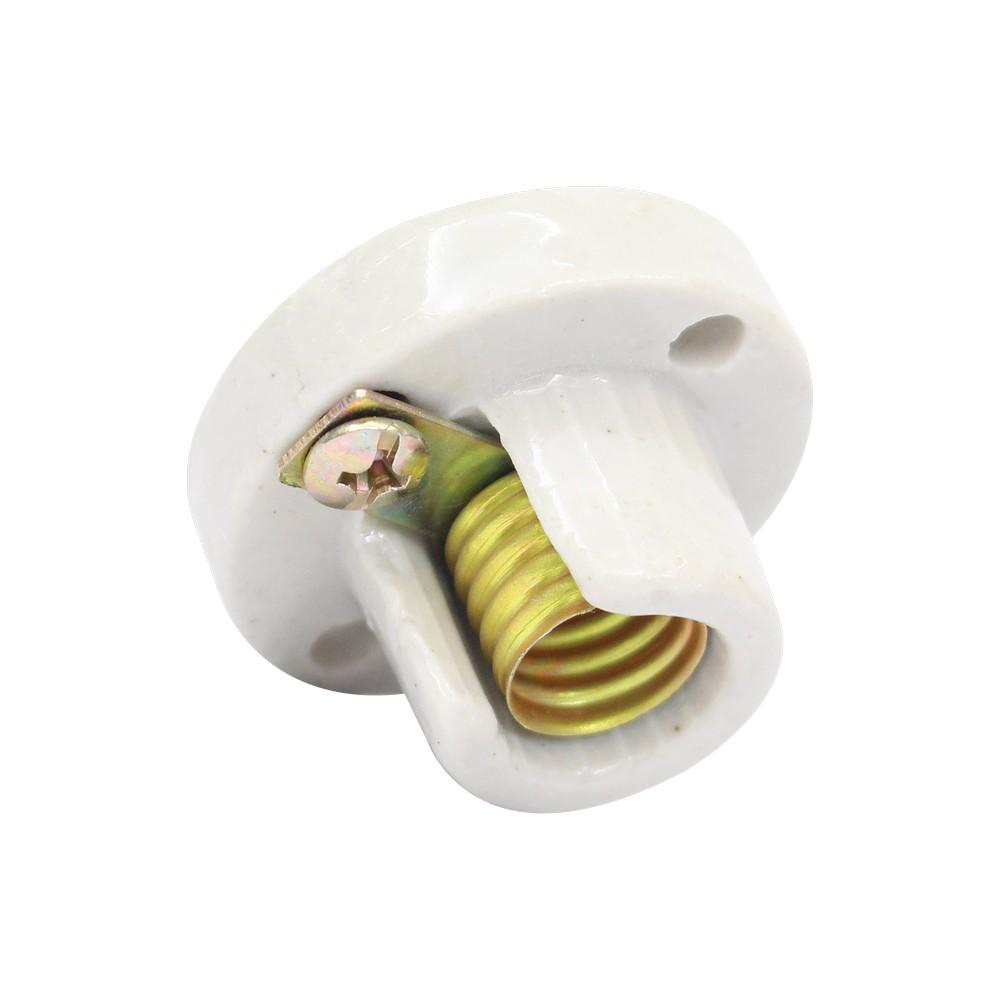 Socket e12 de porcelana