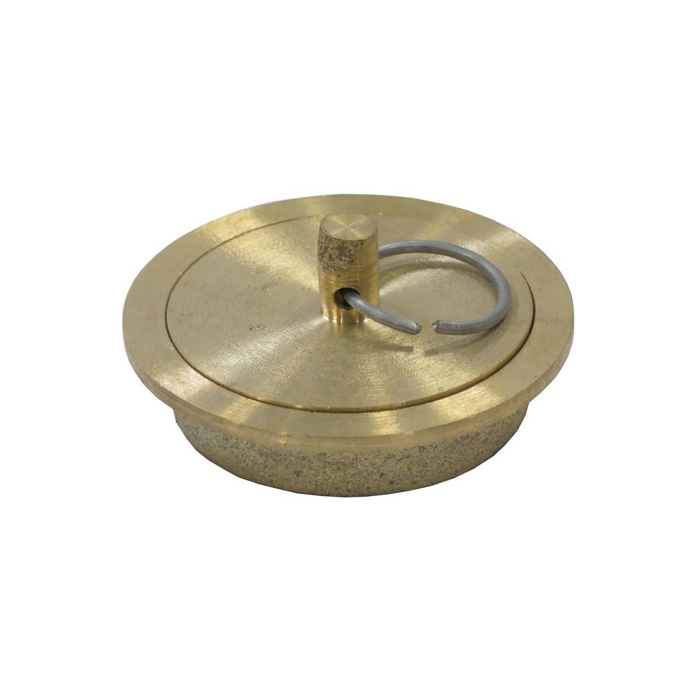 Tapón para piscina de bronce 3 pulg