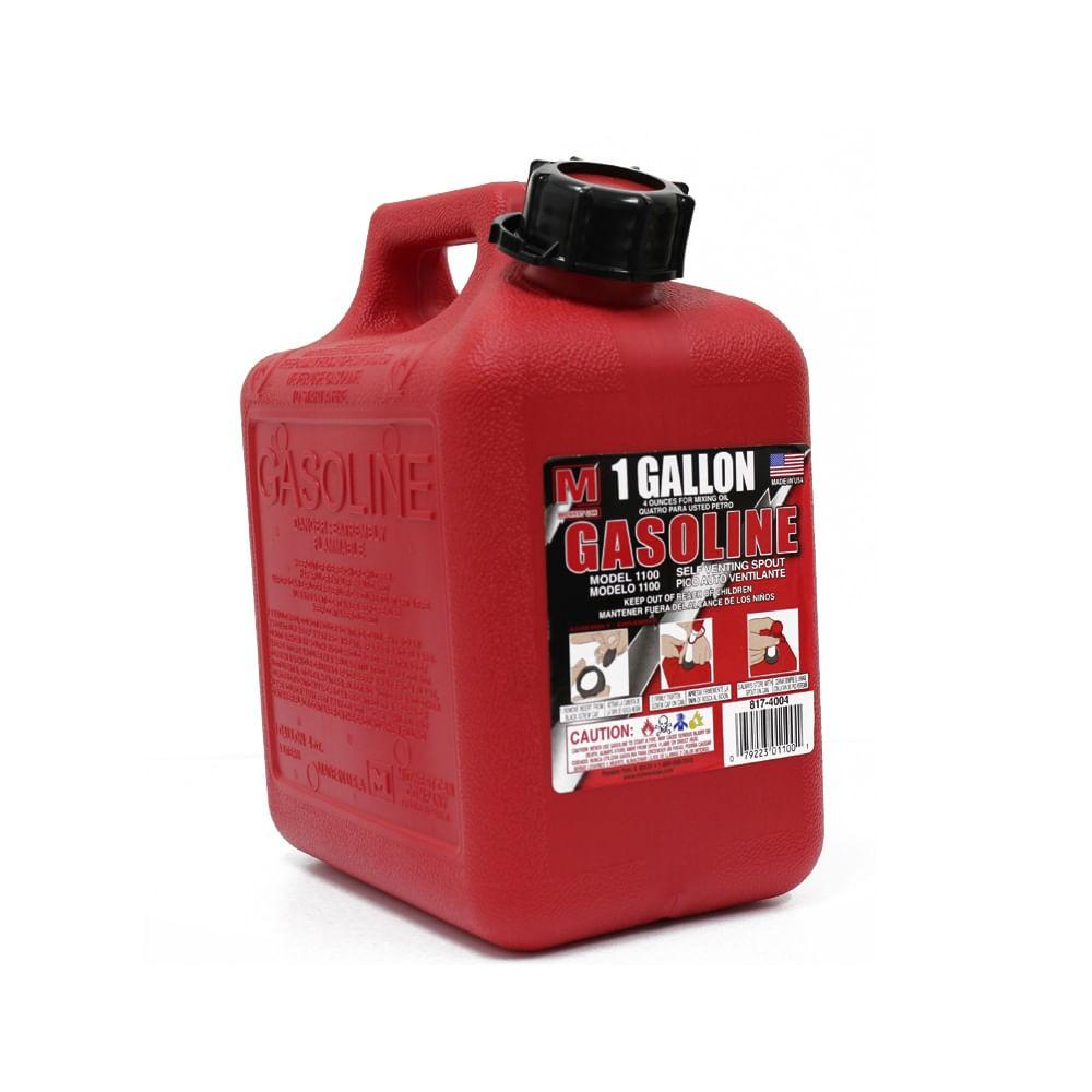 Depósito para gasolina de 1 gal.