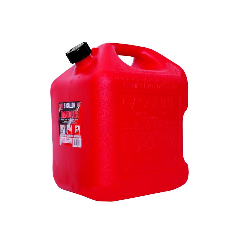 Depósito para gasolina de 5 gal.