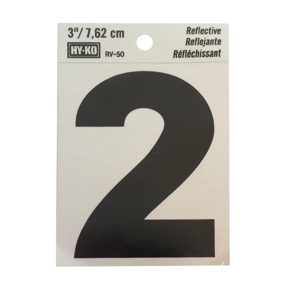 Numero 2 3