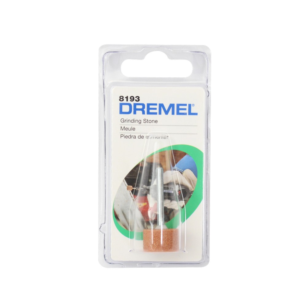 Piedra óxido de aluminio para esmerilar 5/8 pulg 8193