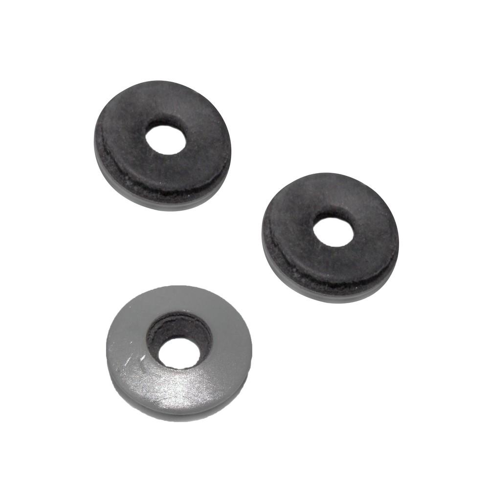 Arandela de hierro con neoprene 12 mm