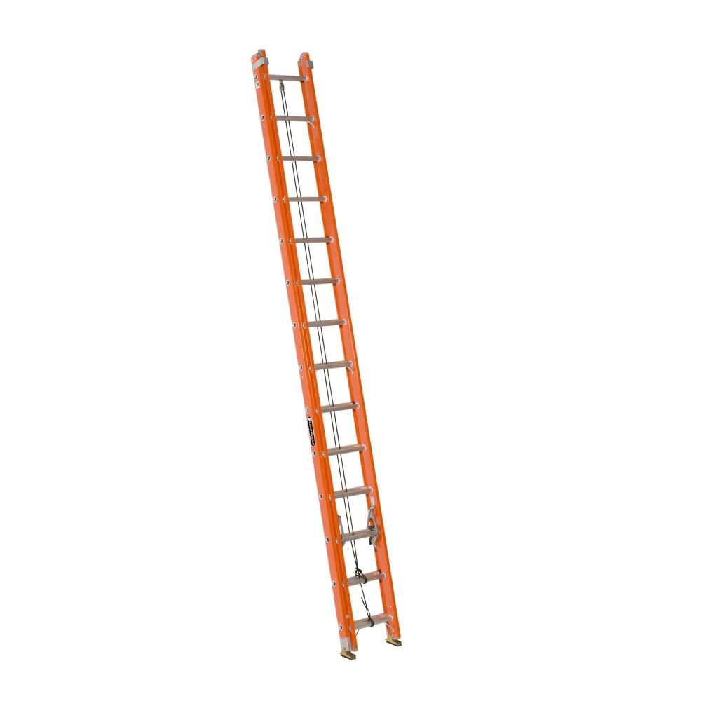 Escalera fibra de vidrio extension 28 pies escaleras de - Escalera fibra de vidrio ...