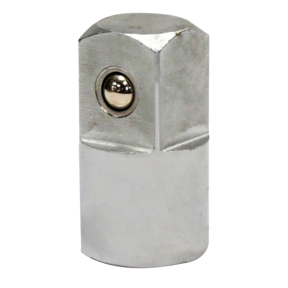 Adaptador para cubo 1/2 pulg hembra a 3/4 pulg macho