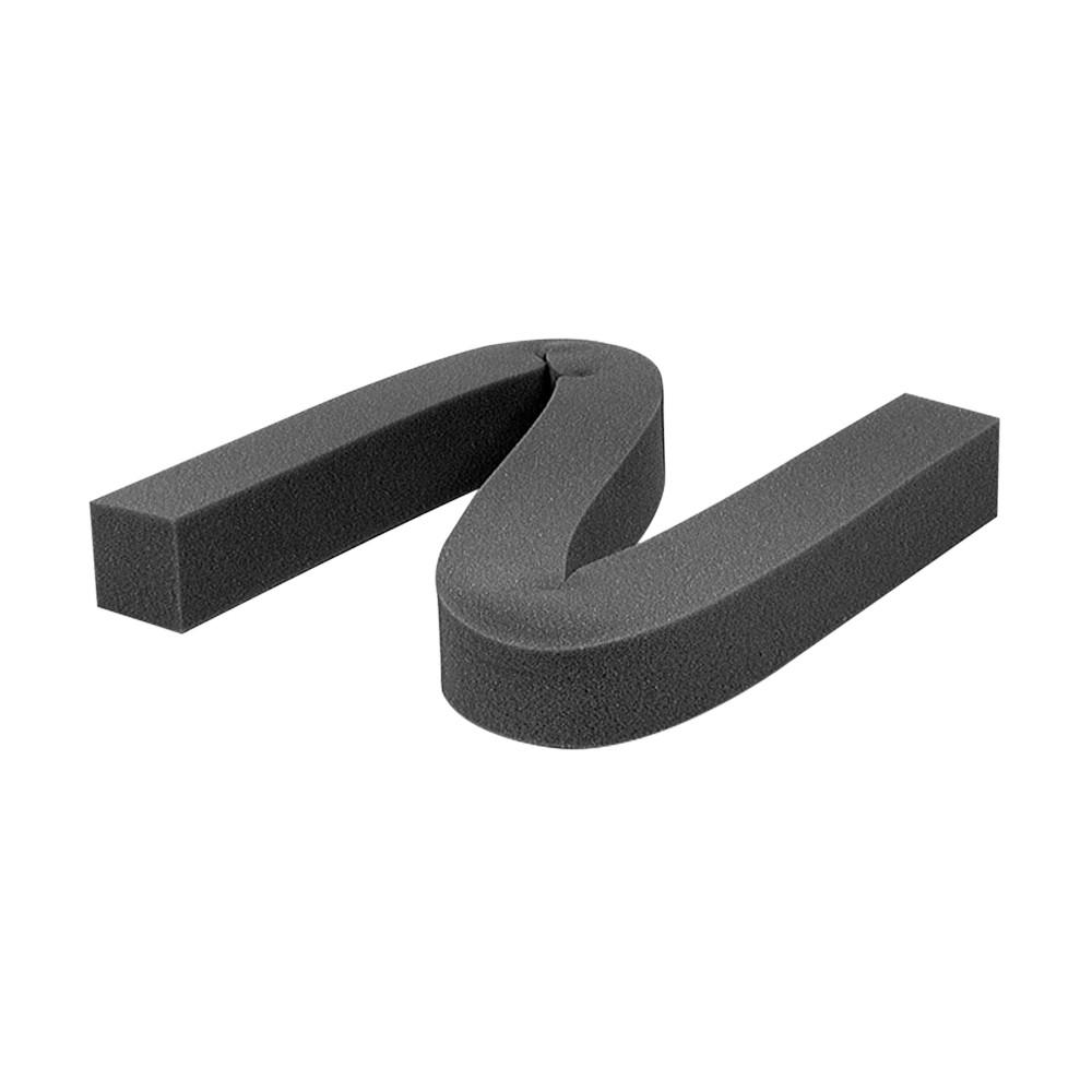 Empaque adhesivo de espuma 1.1/4 pulg x 42 pies