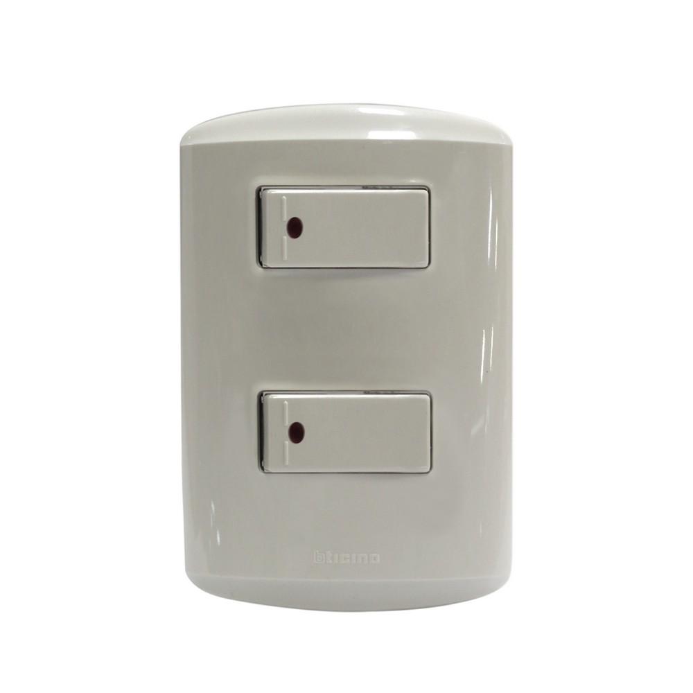 Interruptor de cambio doble interruptores de cambio - Modelos de interruptores de luz ...