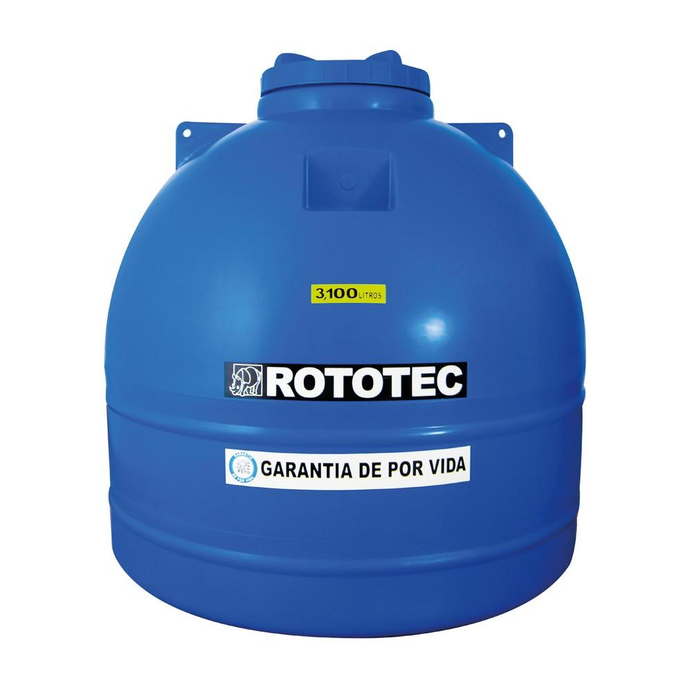 Tanque de 3100 litros