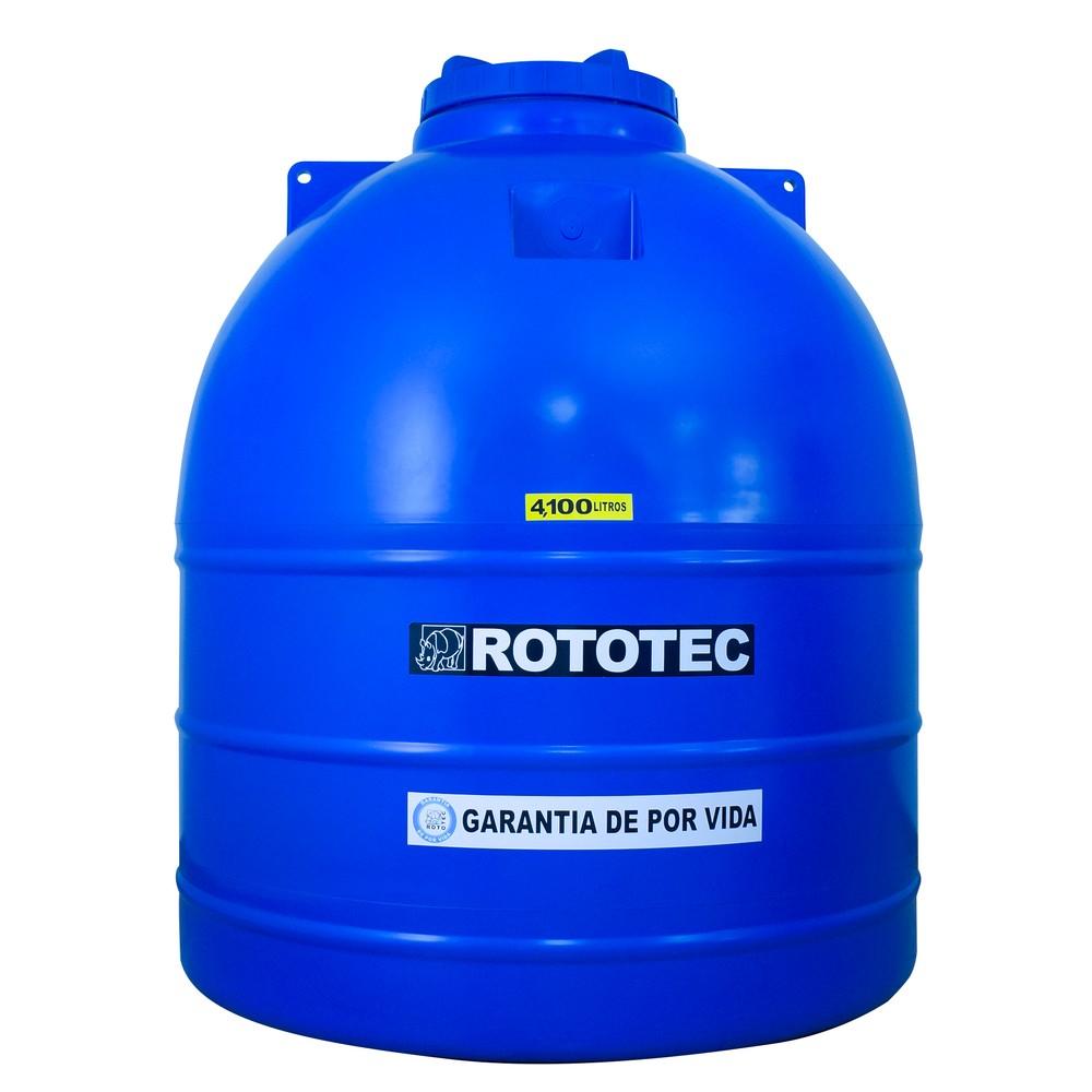 Tanque de 4,100 litros