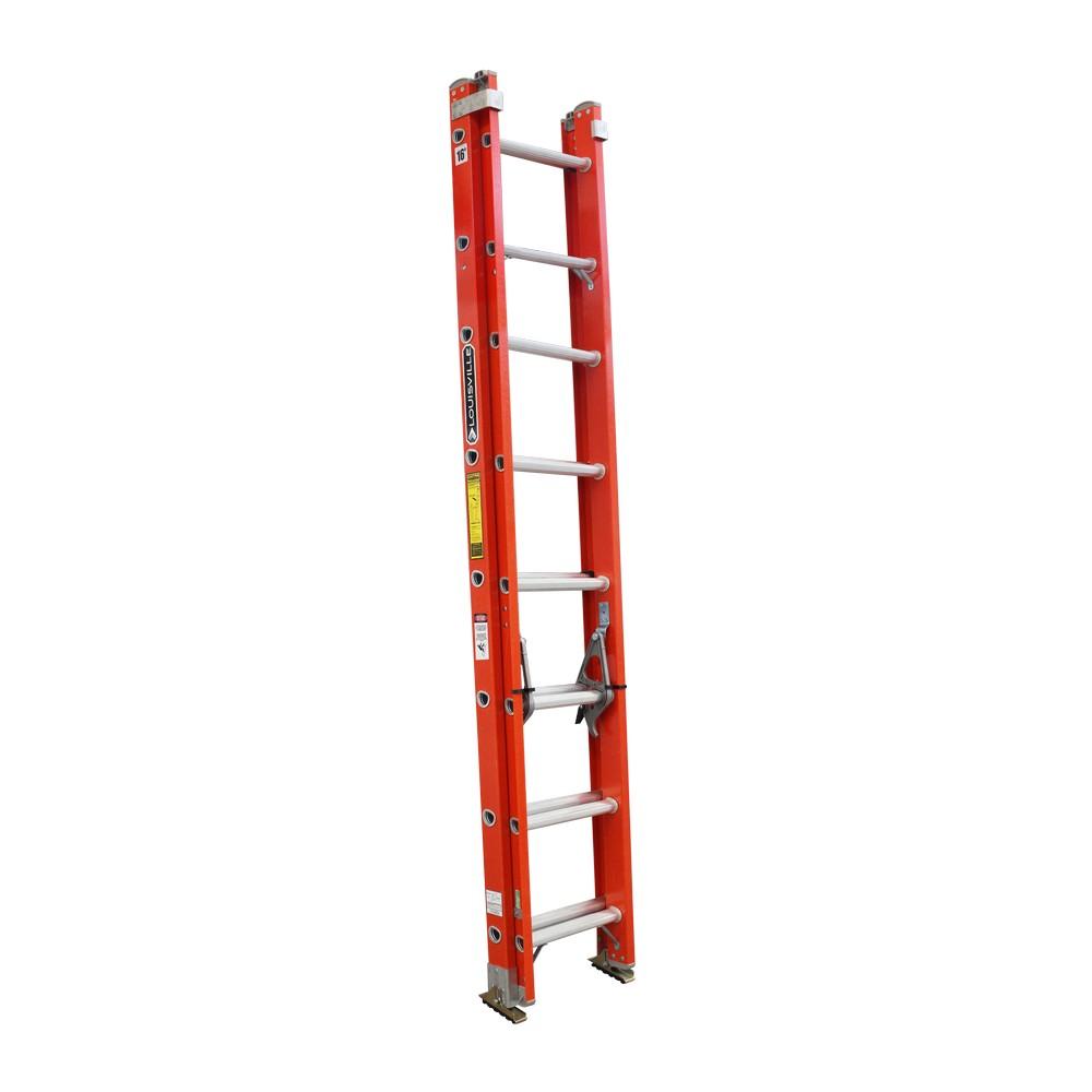 Escalera de extensi n fibra de vidrio 16 39 escaleras de - Escalera fibra de vidrio ...