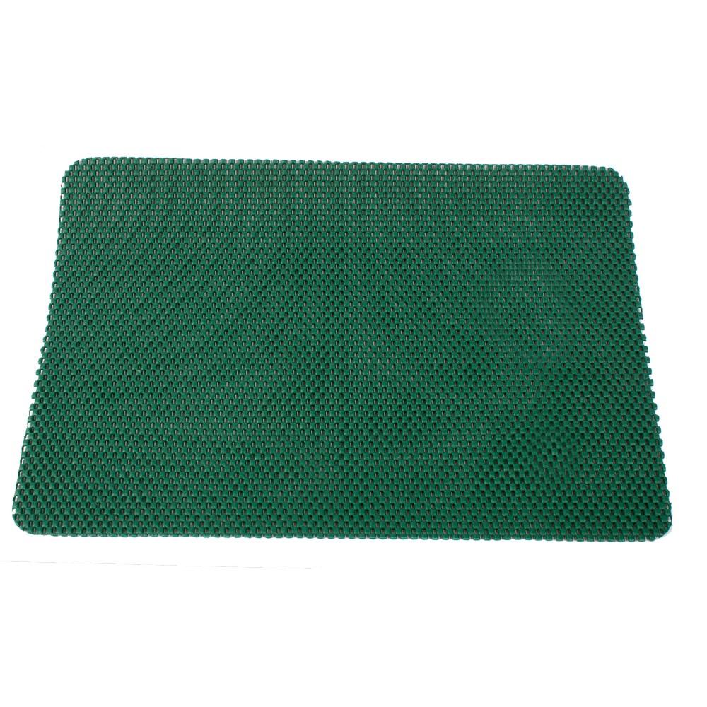 Mantel individual verde