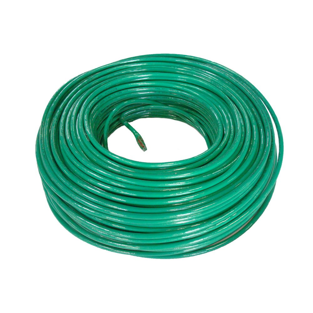 Cable eléctrico thhn/thwn 6 verde - Cable eléctrico THW-THHN ...