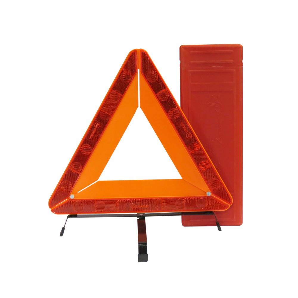 Triángulo de seguridad para tráfico