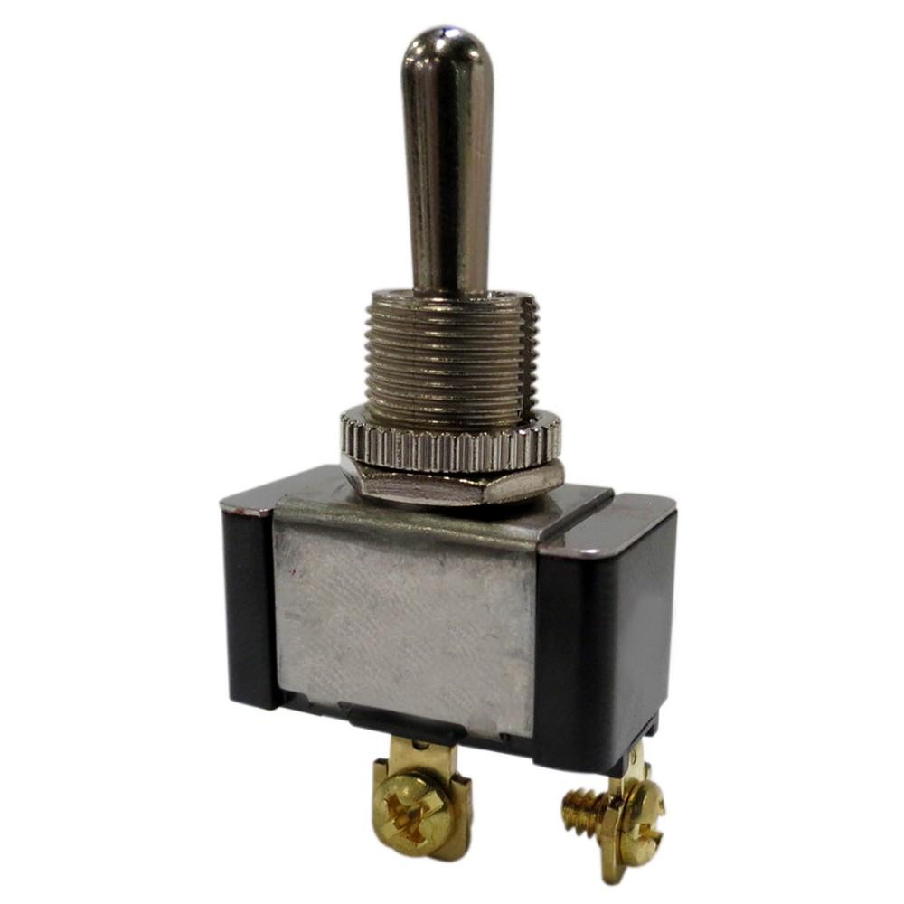 Interruptor de palanca on-off 20a 125-277vac