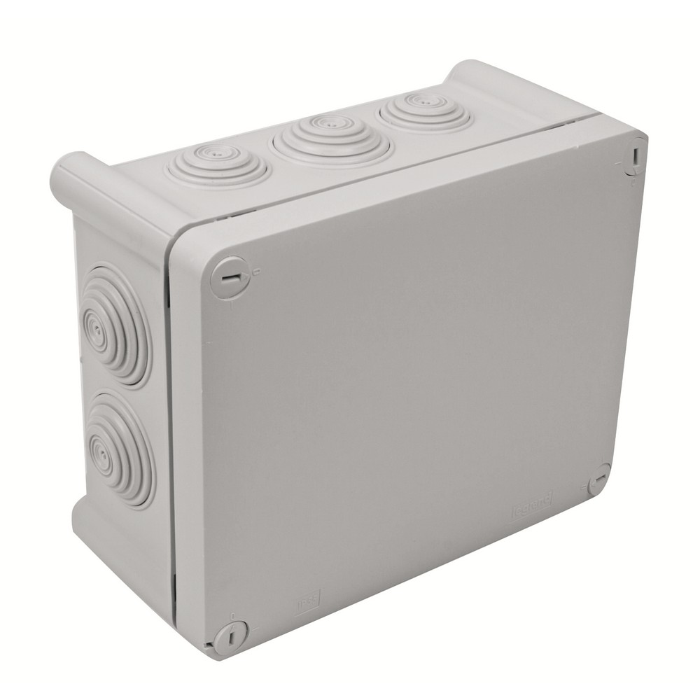 Caja de registro 180x140x80mm
