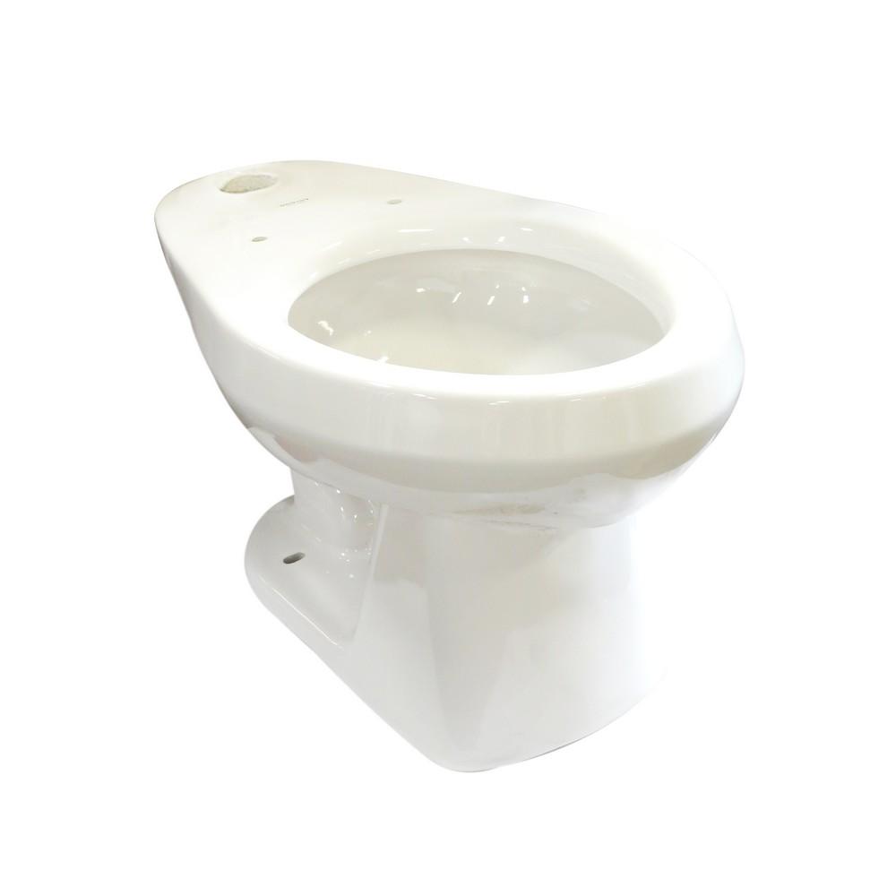 Inodoro de flux metro baltico sin accesorios color blanco for Wc sin agua
