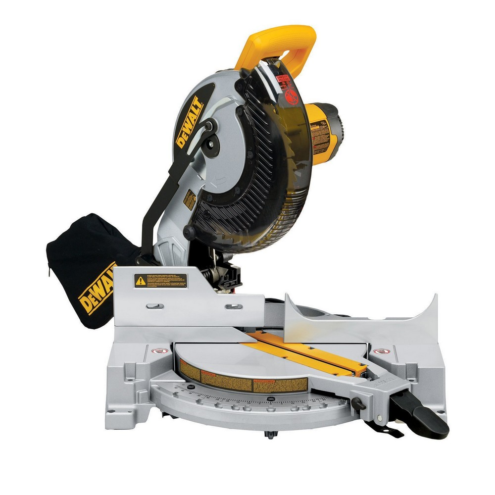 Sierra ingleteadora 10 pulg 1600w dw713-b3