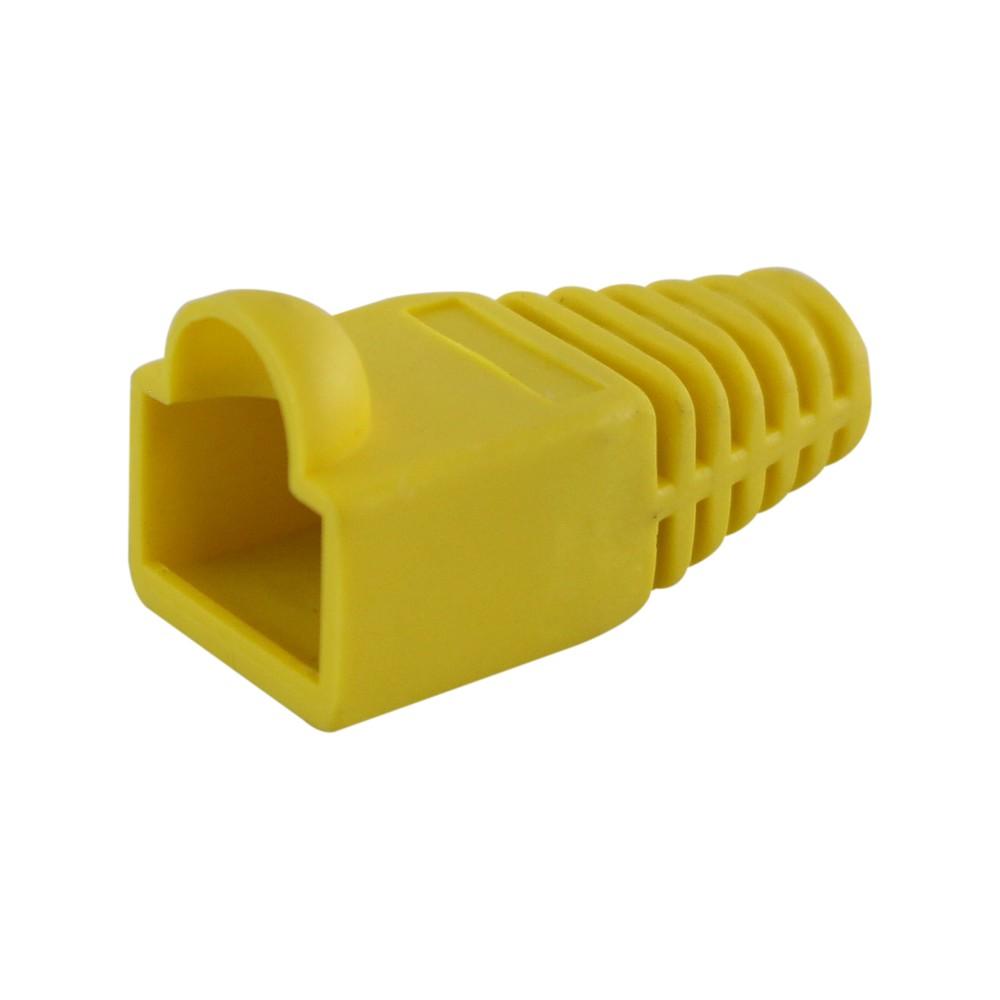Cover para jack amarillo rj45-60y