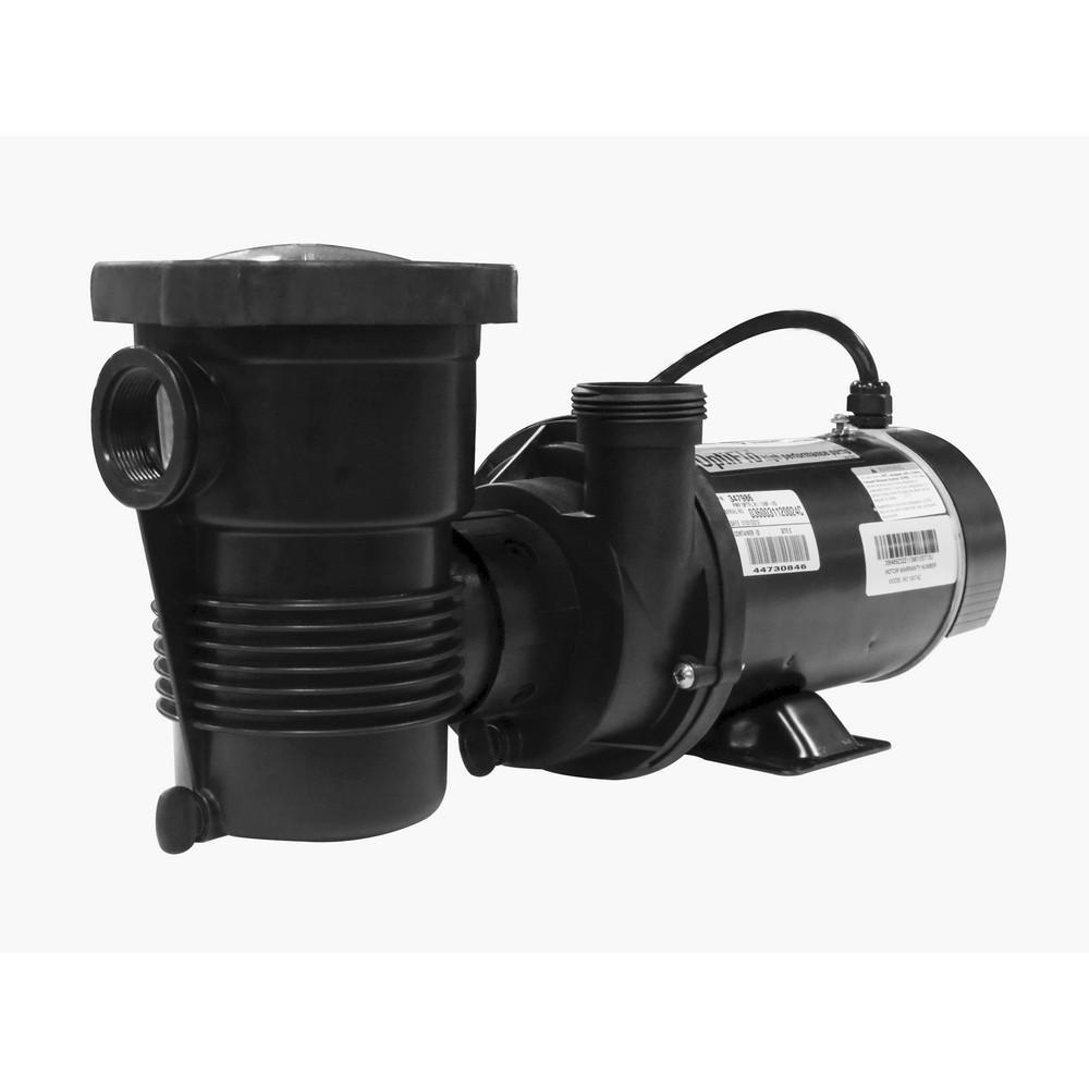 Bomba para piscina de 3/4 hp optiflo