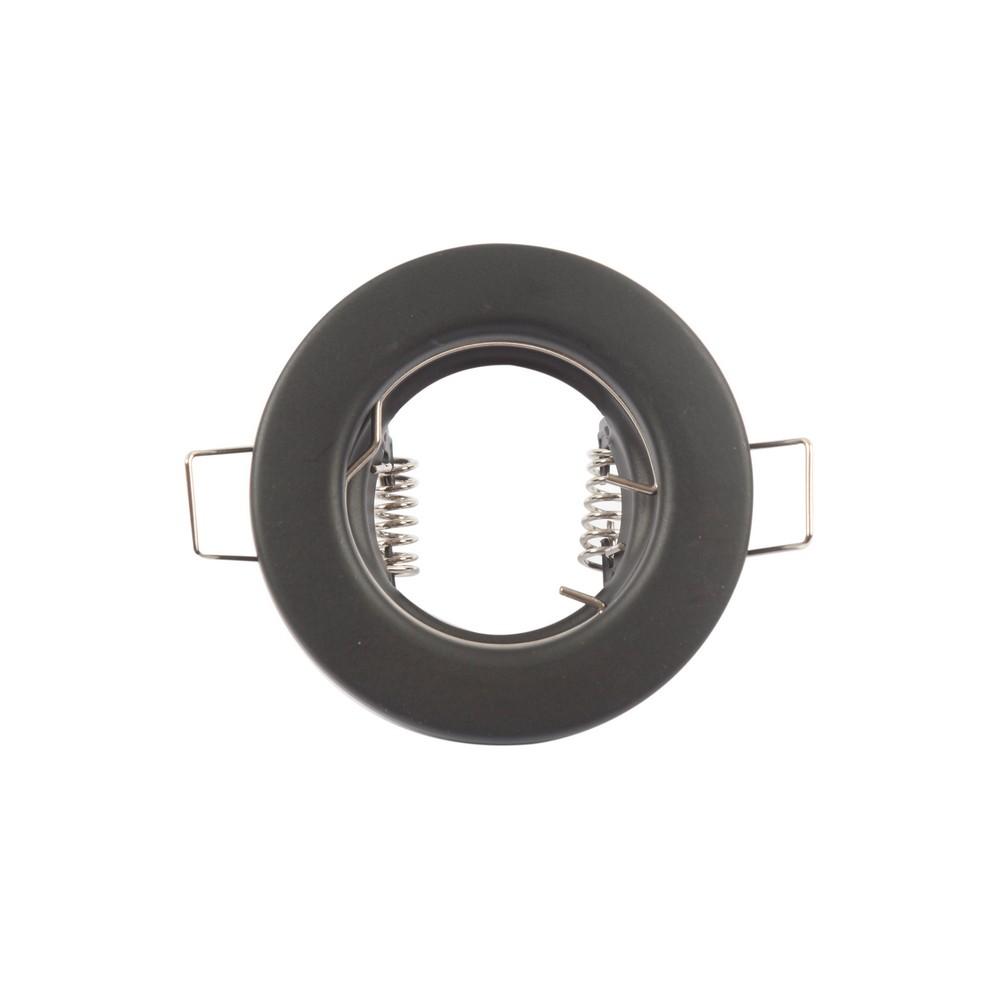 Lampara ojo de buey negro ct2113n