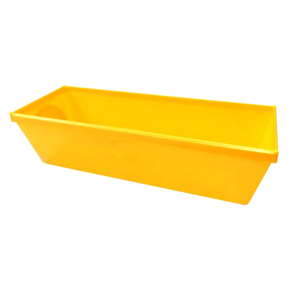 Cubeta para masilla 10 pulg plástica