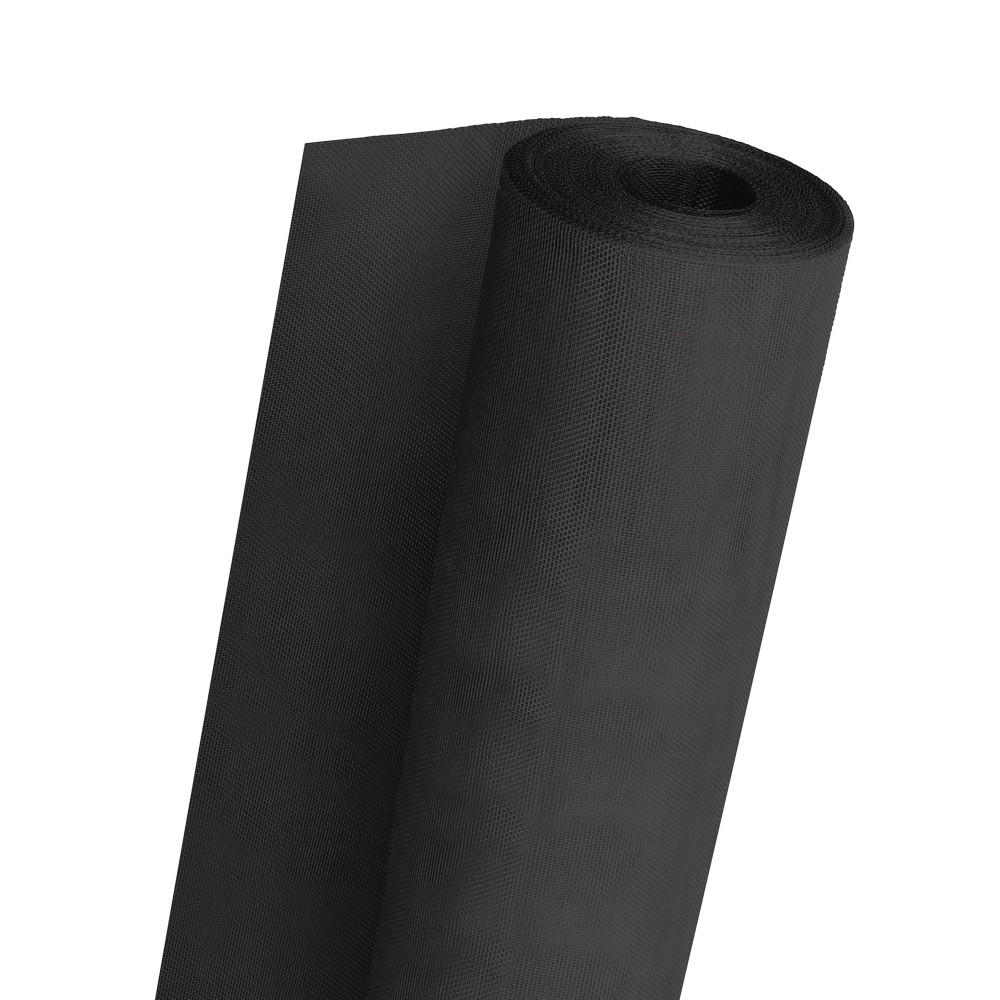 Tela para vivero negra, 60% de luz, 6 pies de altura.
