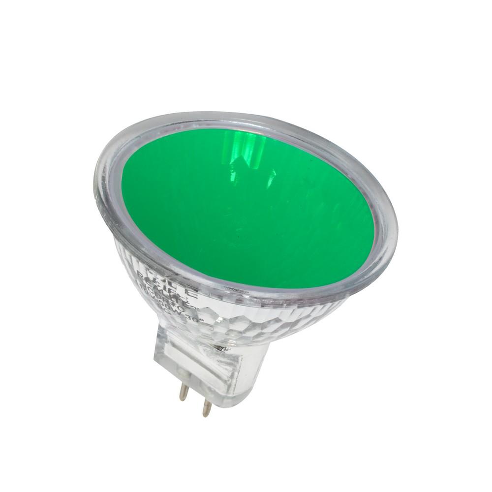 Reflector 50w 110v mr16 verde