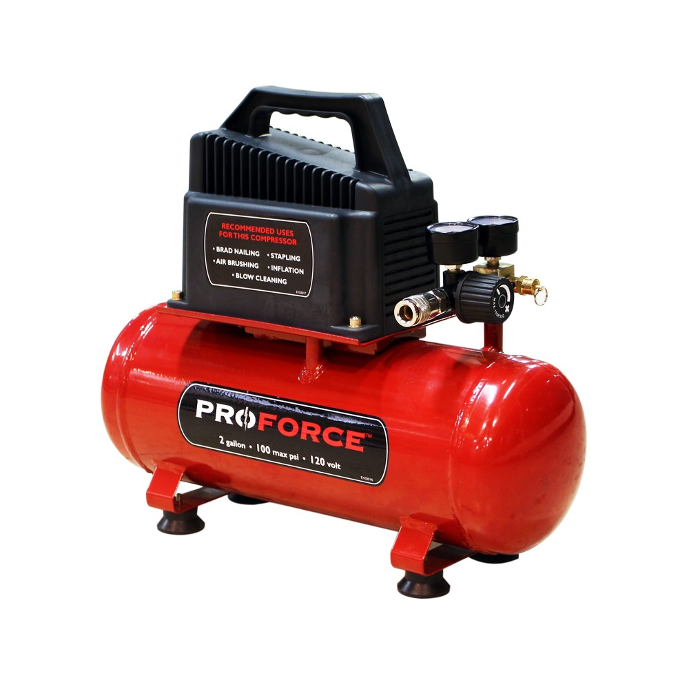 Compresor 1/3 hp/120v 2gal 100 psi max vpf0000201