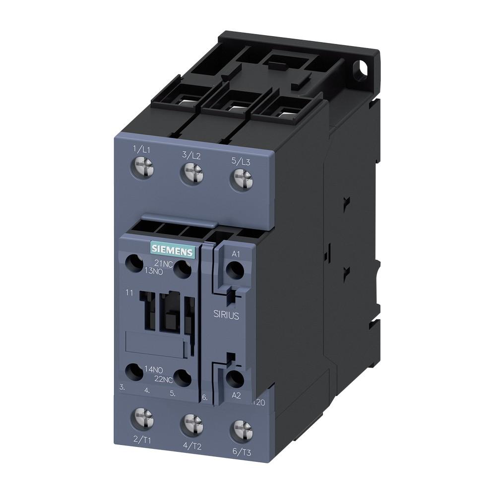 Contactor 40a 230vac s2 3rt20351al20