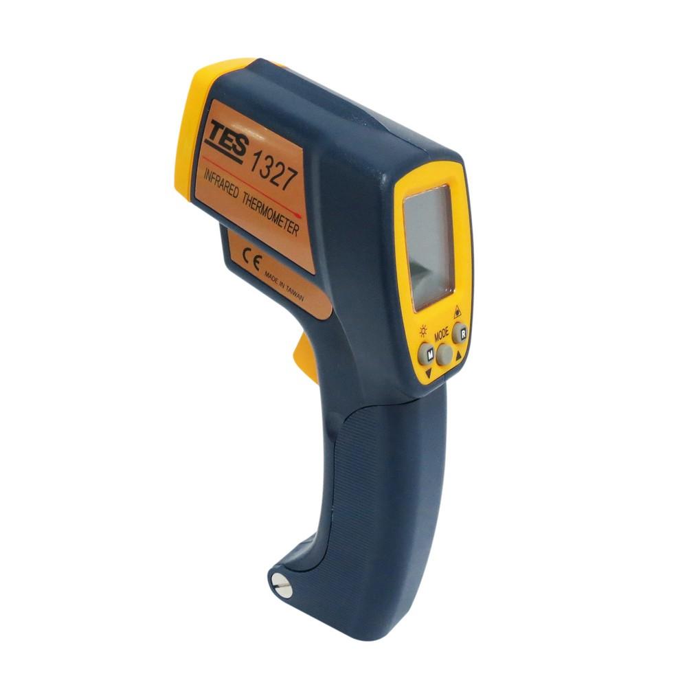 Termómetro láser tipo pistola 35 a 500 grados c
