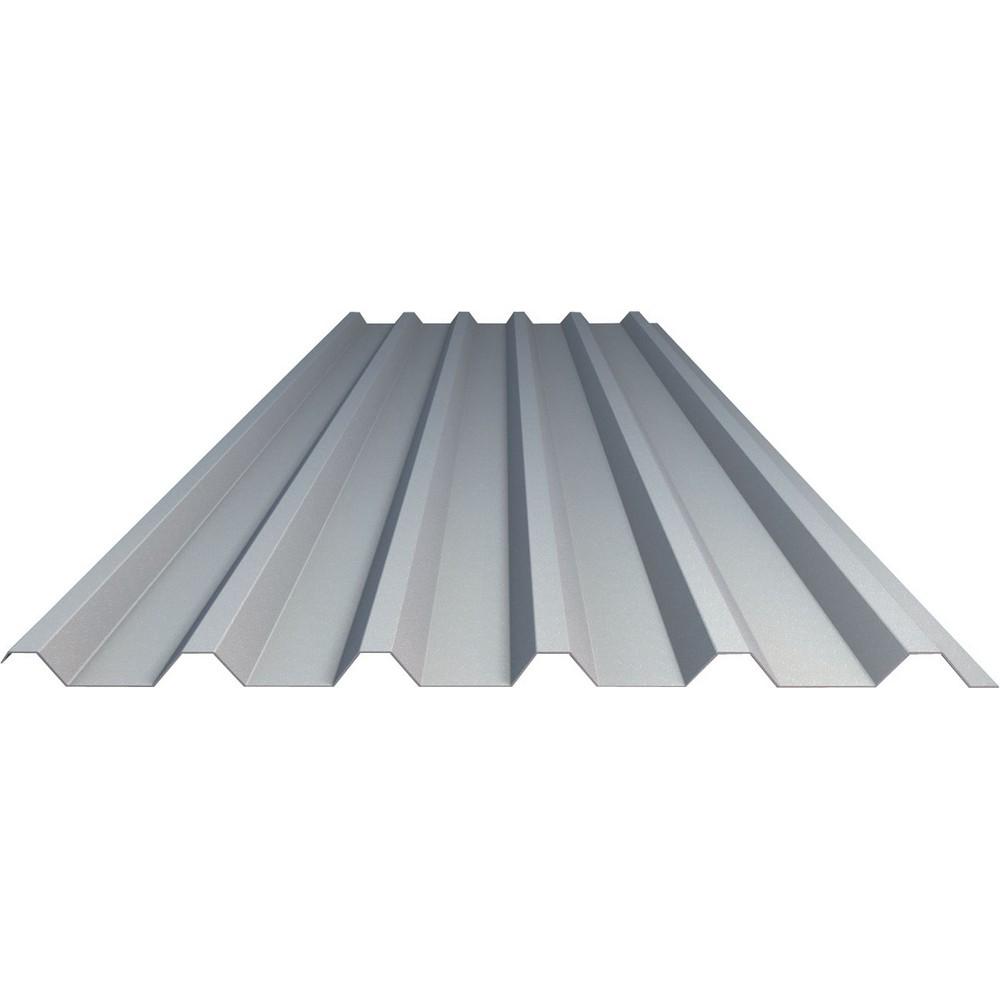 Lámina de aluminio zinc 4.50 metros calibre 26