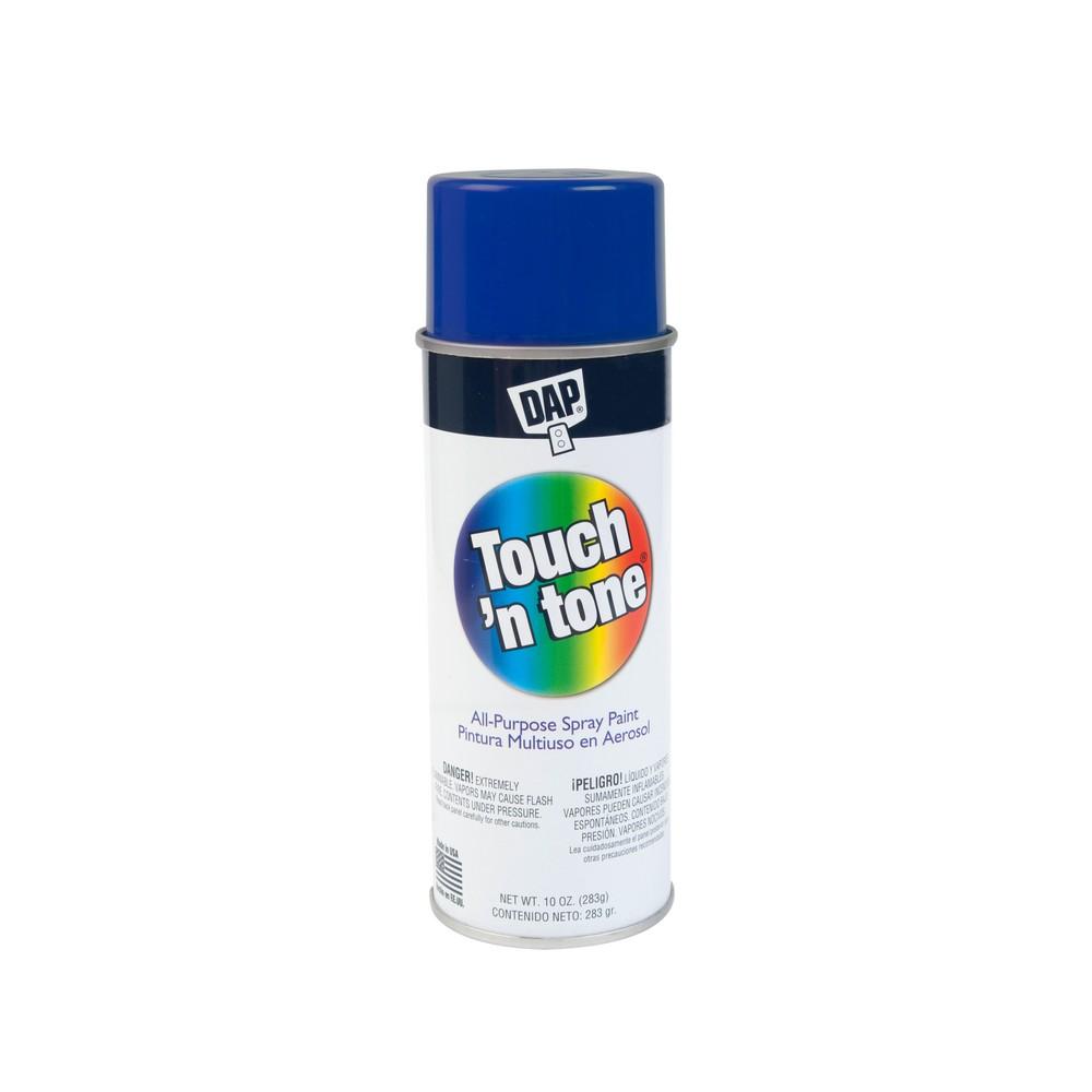 Pintura en spray azul oscuro 10 oz