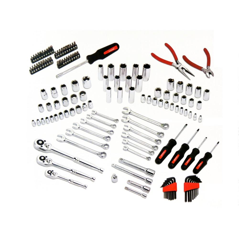 Juego de herramientas para mecánico set de 148 pz