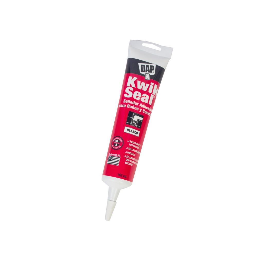 Sellador adhesivo blanco 5.5 oz