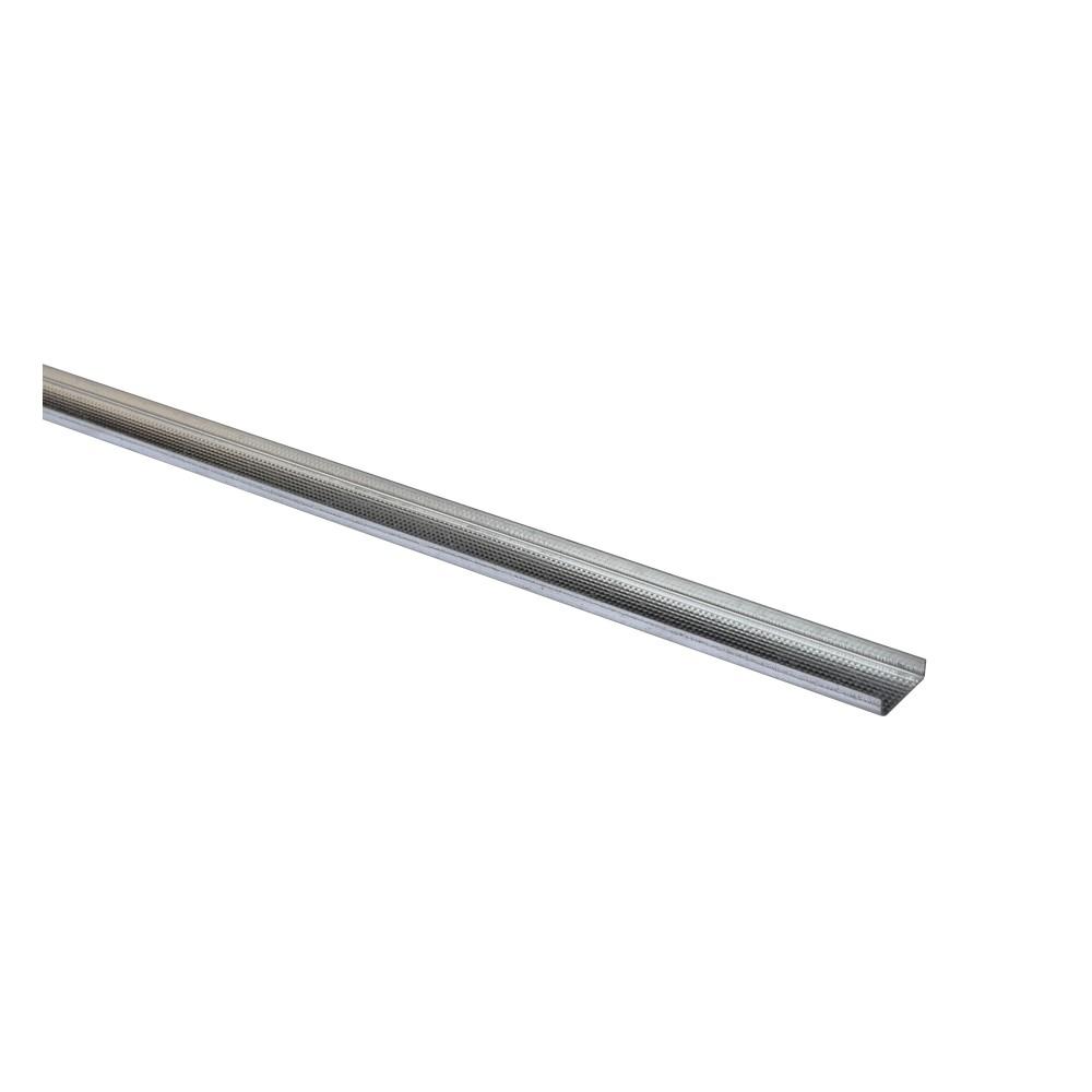 Canal de carga para tablayeso 1.1/2 pulg calibre 22