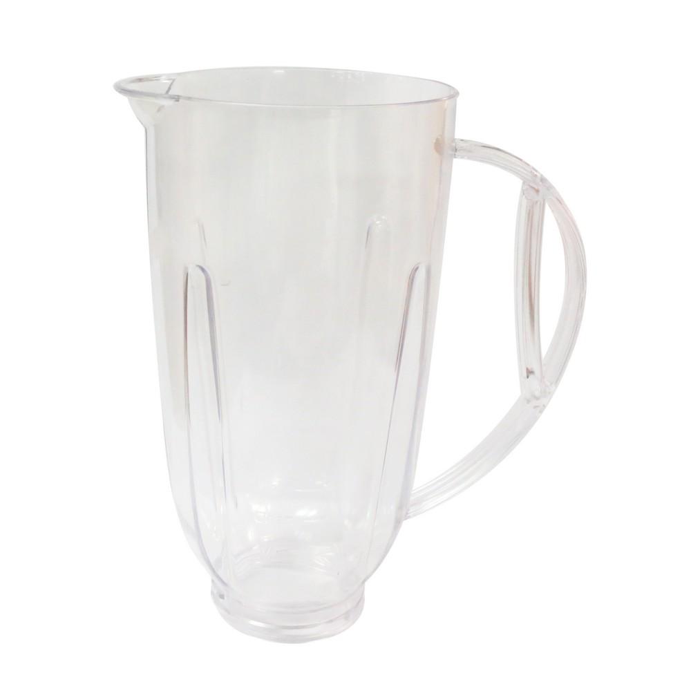 Repuesto vaso plástico para licuadora b&d entrada pequeña