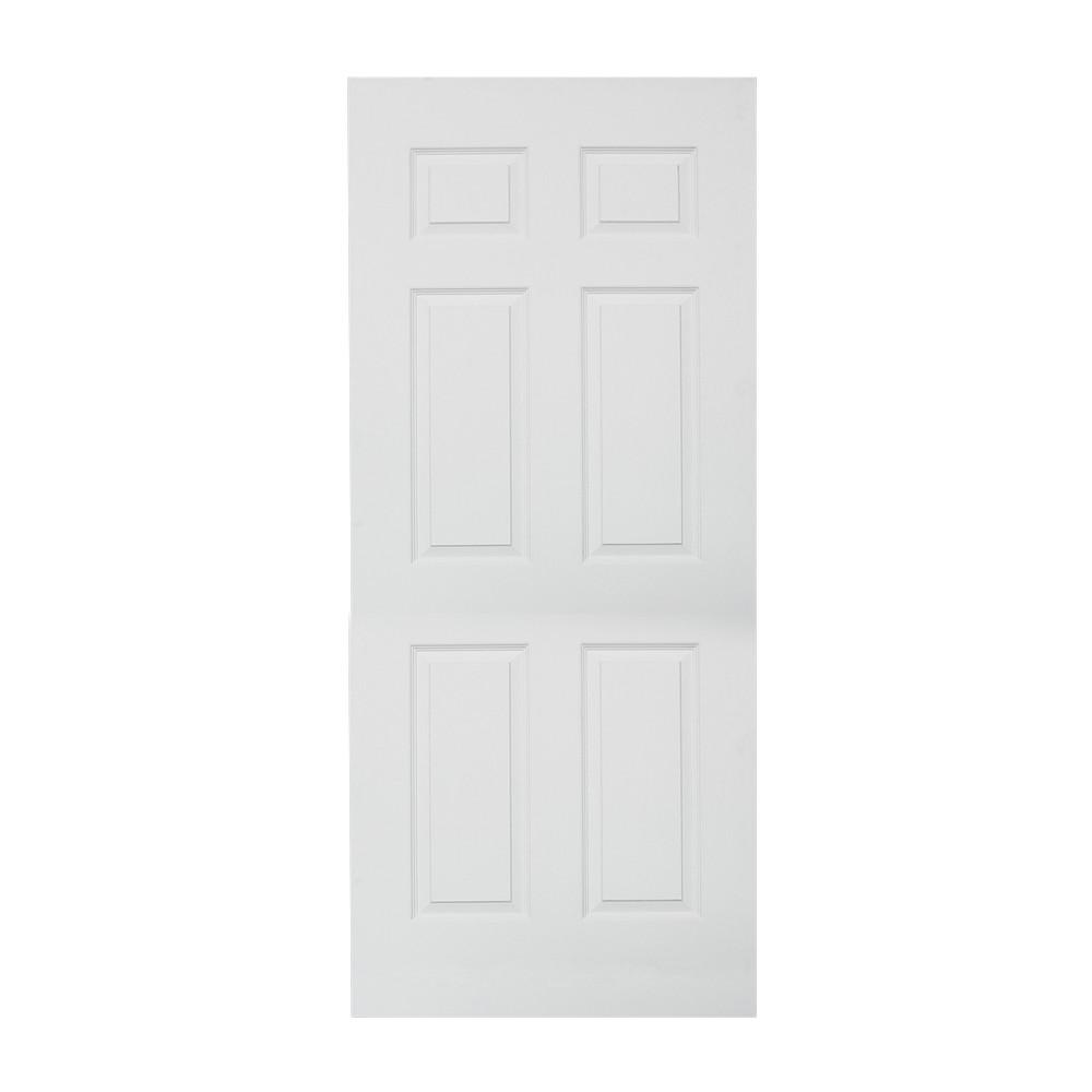 Puerta de 85x210 cm 6 tableros