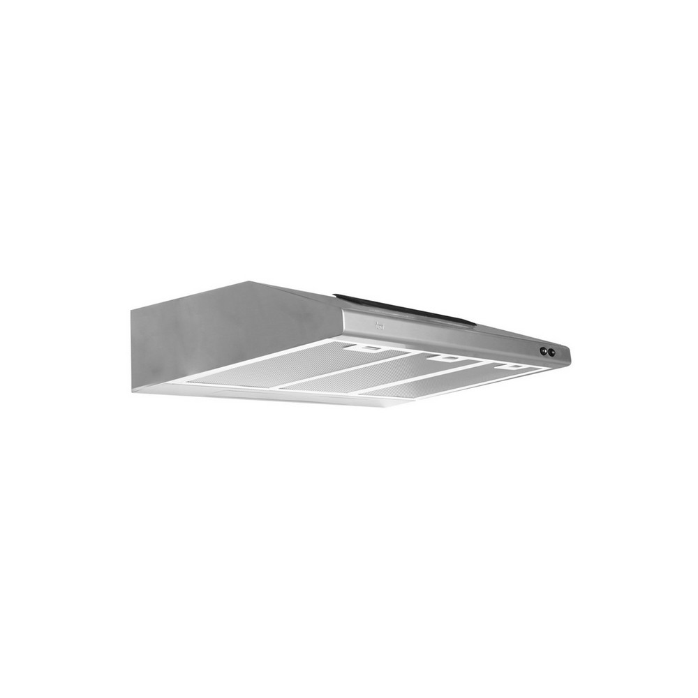 Extractor de humo acero inoxidable 50x76x15 cent metros for Extractor de cocina