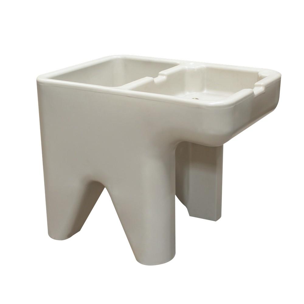 Pilas lavadero lavadero muro descripcin del producto for Pilas de lavar con mueble