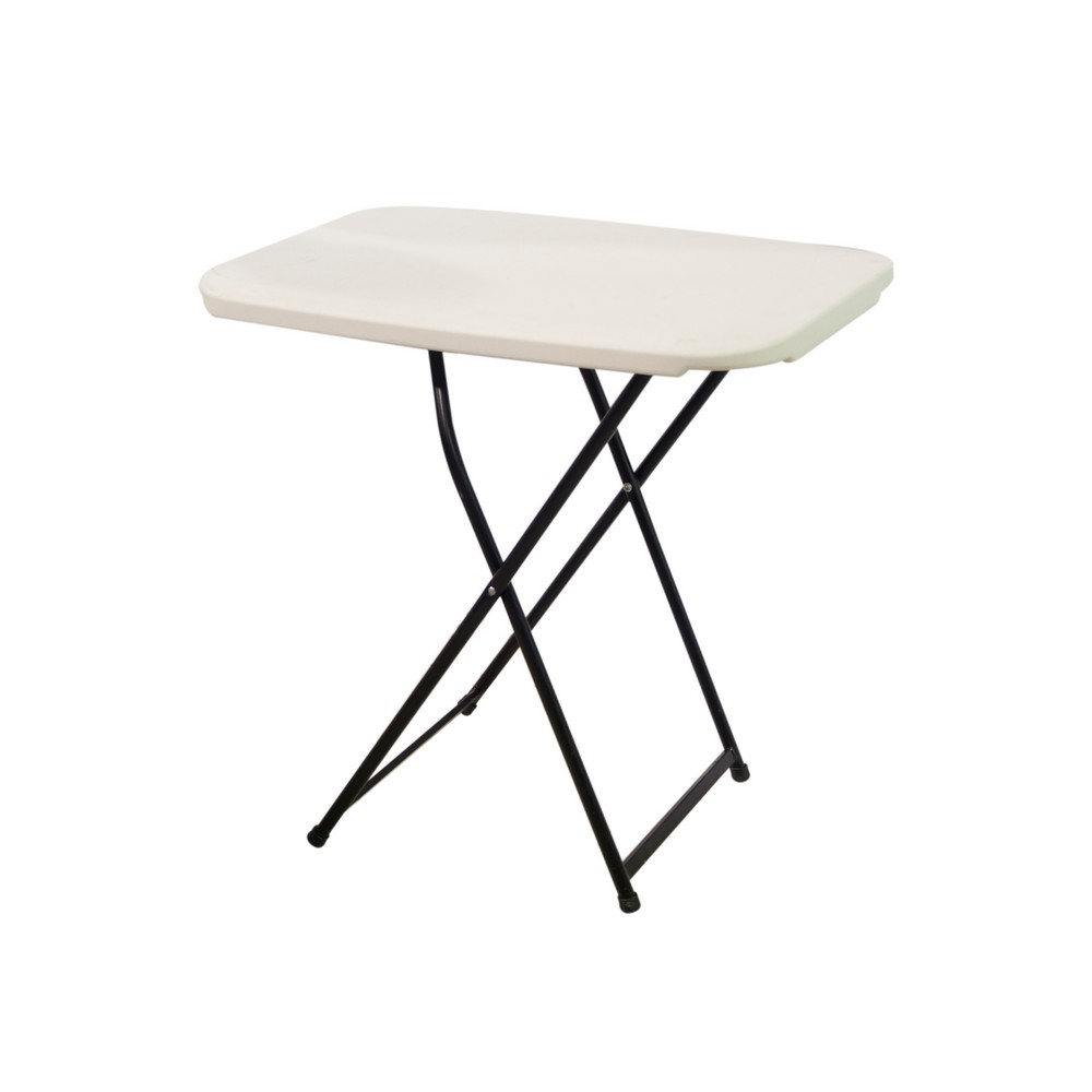 Mesa pl stica plegable personal mesas for Mesa plegable plastico