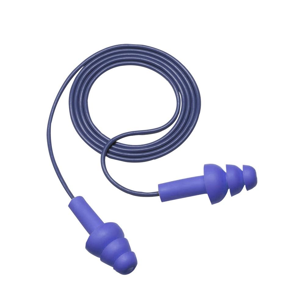 Protector de oídos con cordón 25db