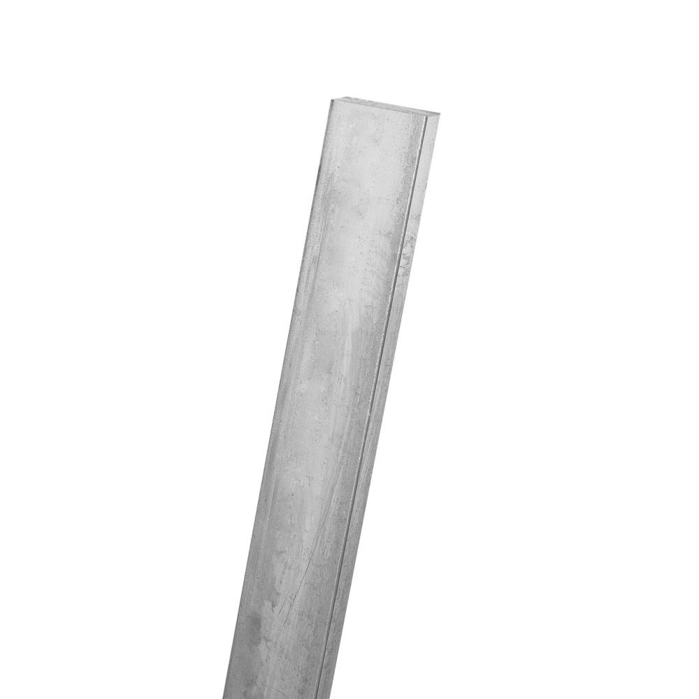 Platina 1/4x1.1/4 pulg (6.35mm)