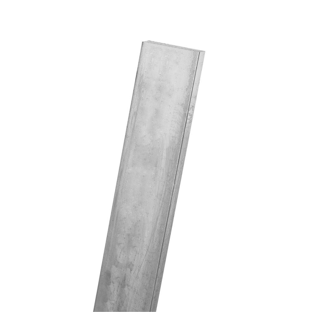 Platina 1/4x3 pulg (6.35mm)