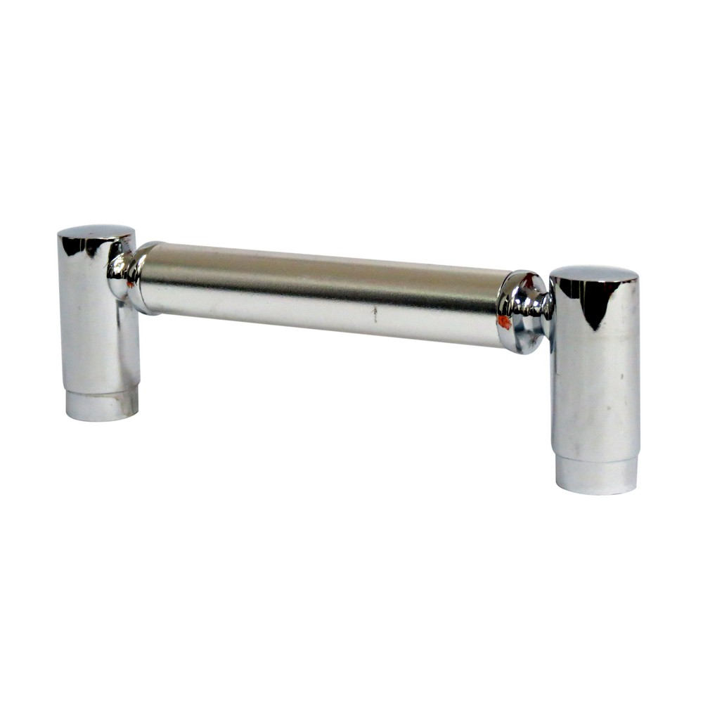 Haladera aluminio 96 mm