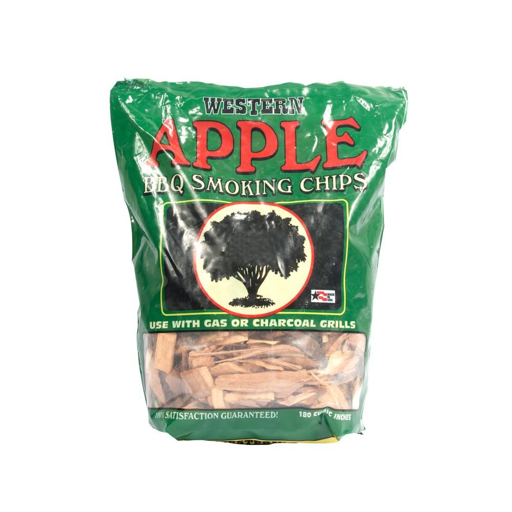 Astillas de madera para ahumar  sabor manzana