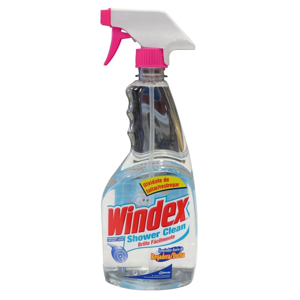 Limpiador para ba o windex 946ml 20044 limpiadores para - Limpiador de azulejos ...