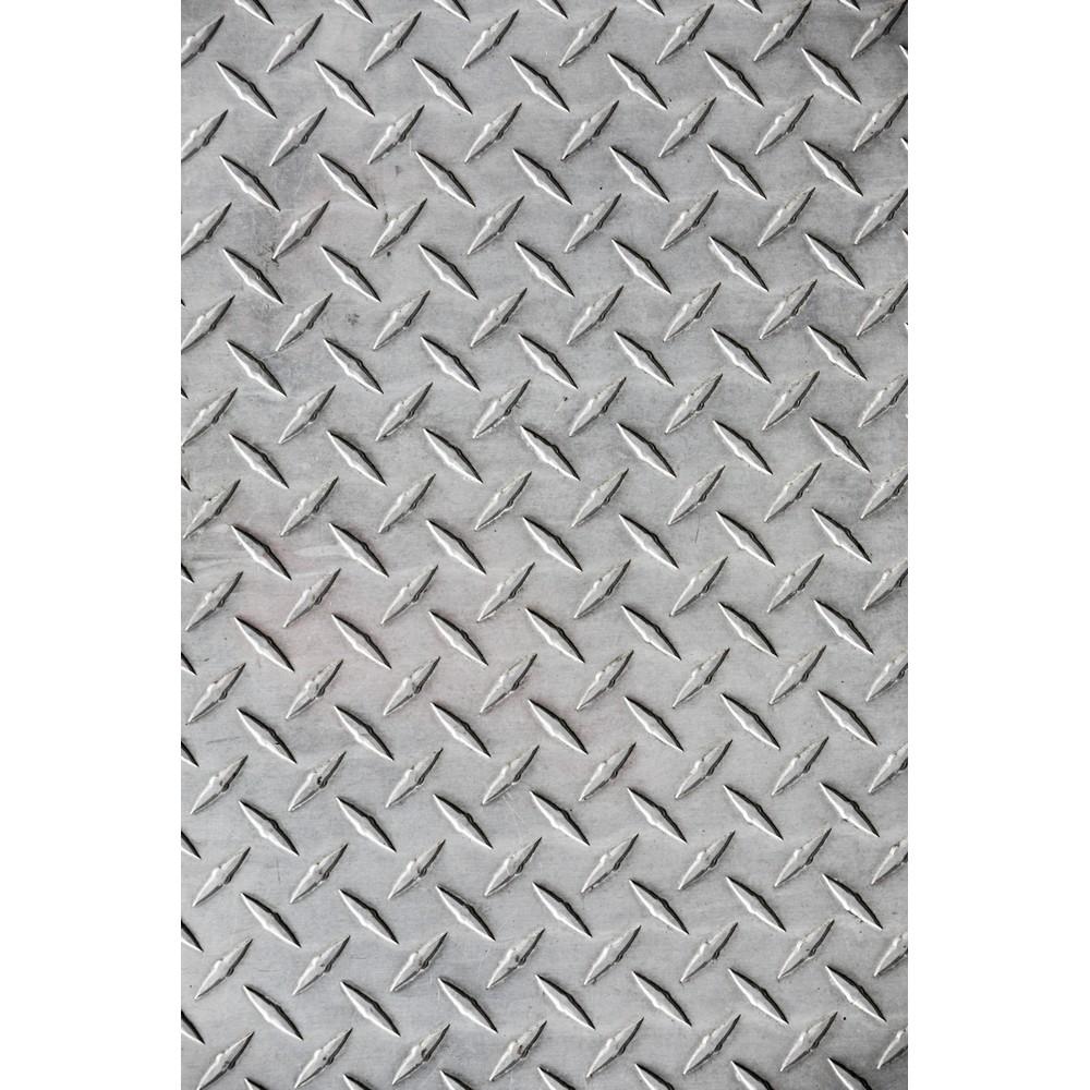 L mina lagrimada de hierro de 4x8 pies for Laminas de plastico para paredes