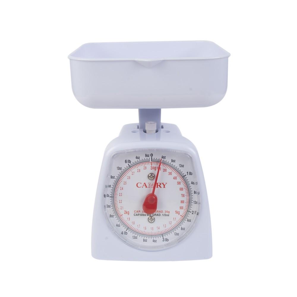 Bascula de mesa analoga 3 kg
