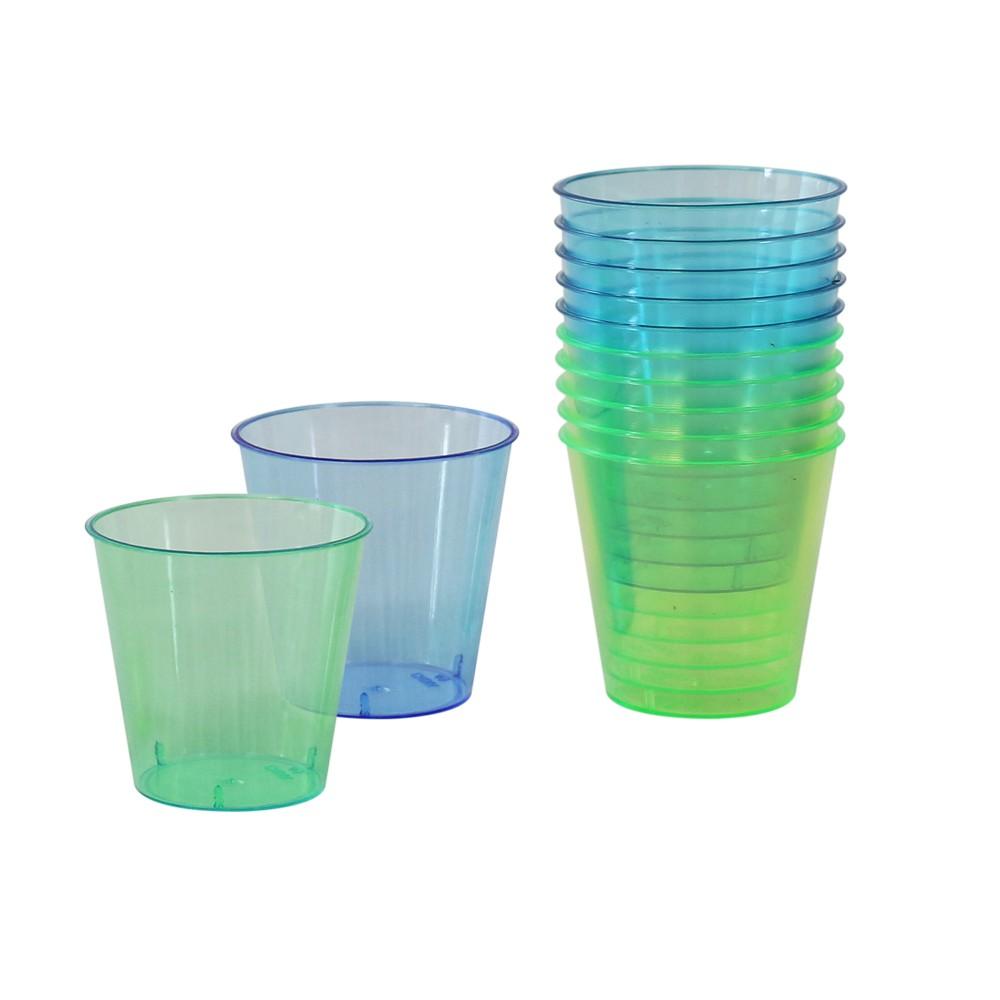 Juego De Vasos Tequileros Plasticos Otros Accesorios Para Bar