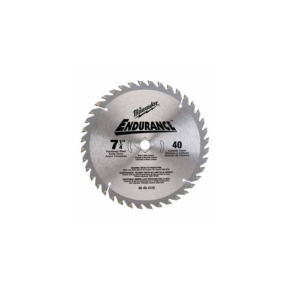 Disco de sierra circular 7.1/4 pulg 48 dientes
